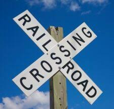The Canadian National Railroad will repair their Roosevelt Road railroad crossing