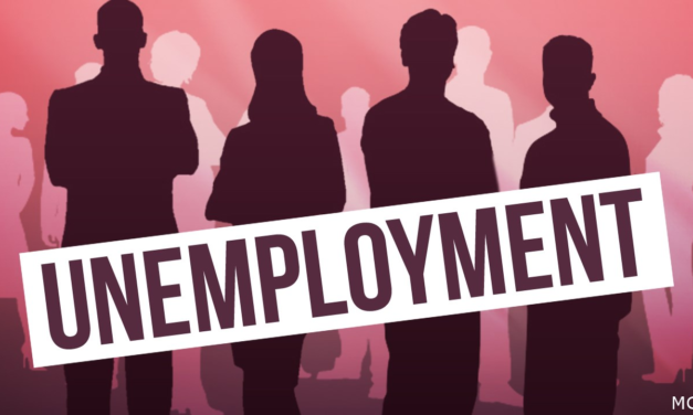 MARINETTE COUNTY UNEMPLOYMENT INCHES BACK