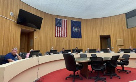 Marijuana establishment public hearing tabled due to lack of reporting