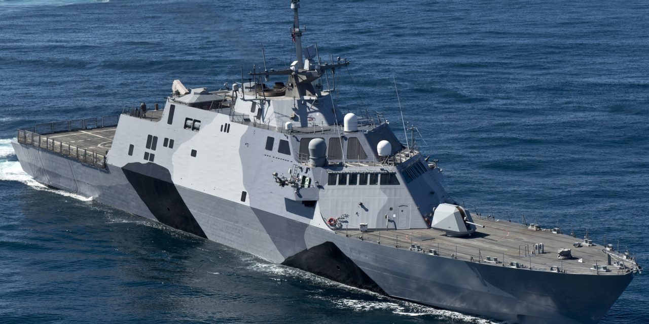 USS Freedom decommissioned after 13 years of service
