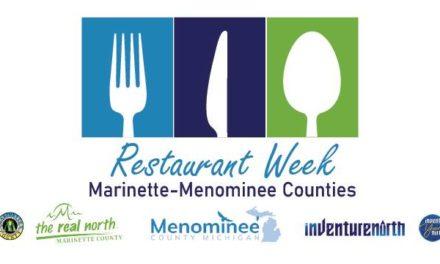 Restaurant Week kicks off today through October 10th