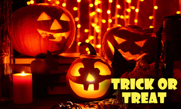 Trick or Treating Hours for local participating communities
